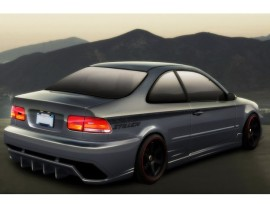 Honda Civic MK5 Coupe VX Rear Bumper