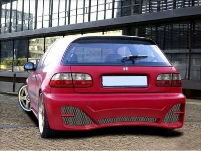 Honda Civic MK5 D-Line Rear Bumper