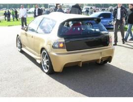 Honda Civic MK5 Drifter Rear Bumper