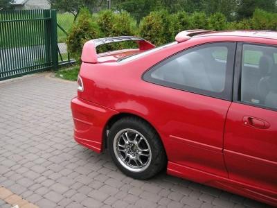 Honda Civic MK5 M2 Rear Wing