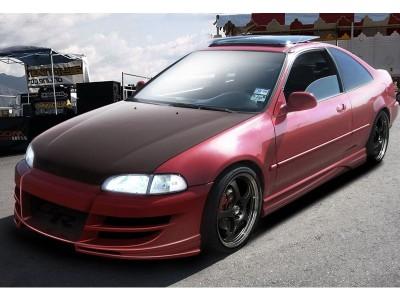 Honda Civic MK5 M2-Style Front Bumper