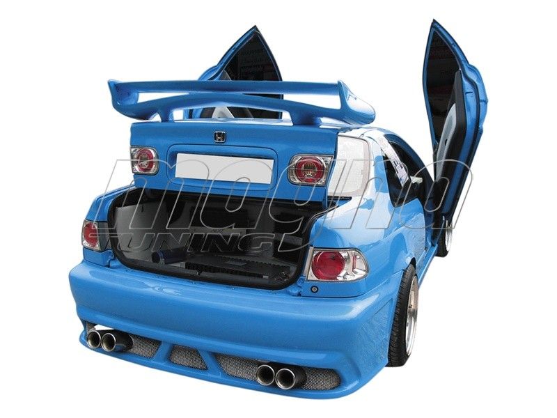 Honda Civic MK5 MRV Rear Bumper