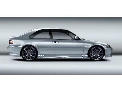 Honda Civic MK5 Power Seitenschwellern
