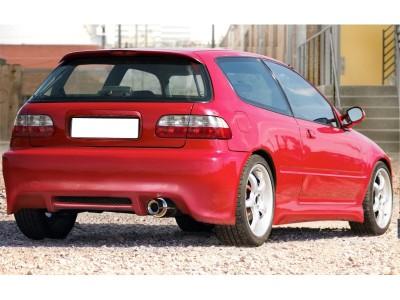 Honda Civic MK5 Praguri J2