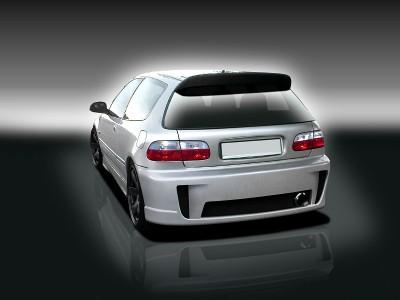Honda Civic MK5 RS2 Seitenschwellern