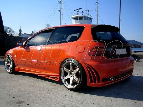 Honda Civic MK5 ST Rear Bumper