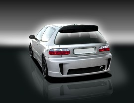 Honda Civic MK5 SX2 Rear Bumper