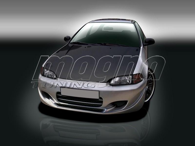 Honda Civic MK5 V-Max Front Bumper