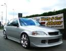 Honda Civic MK6 J-Style Front Bumper Extension