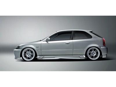 Honda Civic MK6 Power Seitenschwellern