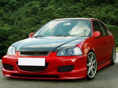 Honda Civic MK6 RX8-Style Front Bumper