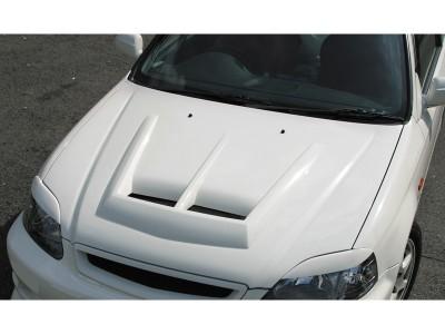 Honda Civic MK6 Radical Motorhaube