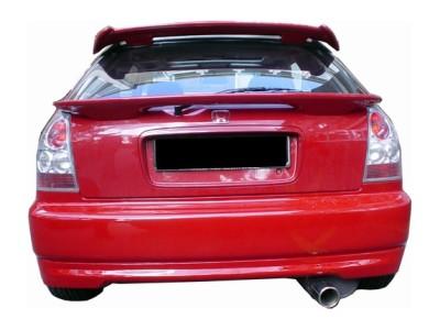 Honda Civic MK6 Type-R Look Rear Bumper Extension