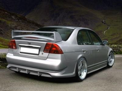 Honda Civic MK7 A2 Rear Bumper
