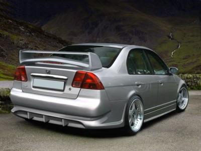 Honda Civic MK7 A2 Rear Wing