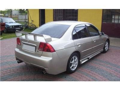 Honda Civic MK7 DB9 Rear Bumper