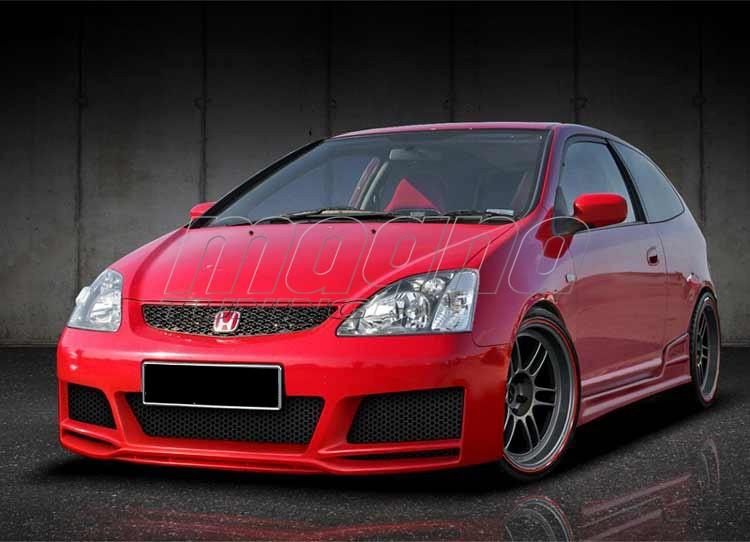 Honda Civic MK7 Exclusive Body Kit