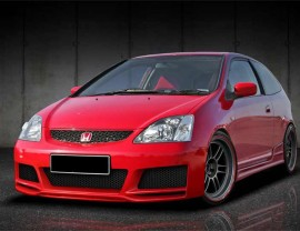Honda Civic MK7 Exclusive Side Skirts
