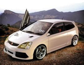 Honda Civic MK7 Lambo Front Bumper