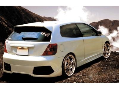 Honda Civic MK7 Lambo Heckstossstange