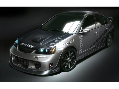 Honda Civic MK7 SX-Line Front Bumper