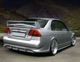 Honda Civic MK7 Sedan A2 Rear Wing