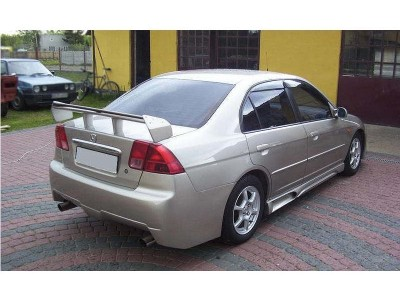 Honda Civic MK7 Sedan DB9 Rear Bumper