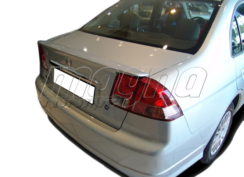 Honda Civic MK7 Sedan Master Rear Wing