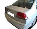 Honda Civic MK7 Sedan Master Rear Wing