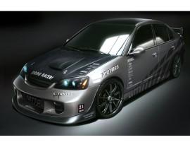 Honda Civic MK7 Sedan SX-Line Front Bumper