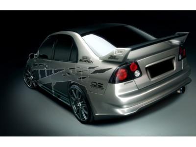 Honda Civic MK7 Sedan Speed Rear Wing