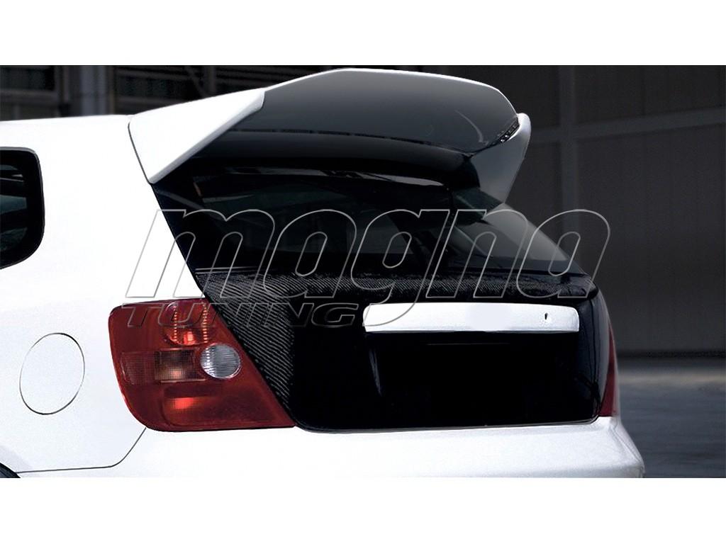 Honda Civic MK7 Shoxx Rear Wing