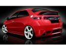 Honda Civic MK8 A2 Rear Bumper Extension