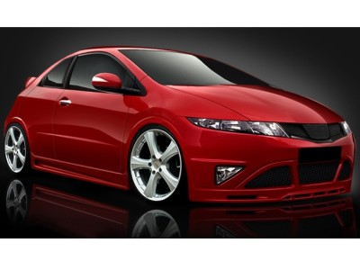 Honda Civic MK8 A2 Side Skirts