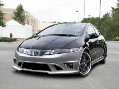 Honda Civic MK8 D2 Front Bumper