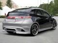 Honda Civic MK8 D2 Rear Bumper