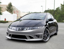 Honda Civic MK8 D2 Side Skirts