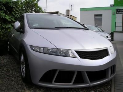 Honda Civic MK8 EDS Front Bumper