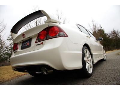 Honda Civic MK8 Eleron Type-R-Style