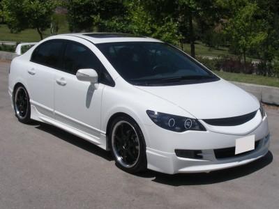 Honda Civic MK8 Extensie Bara Fata Mugen-Style