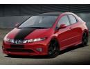 Honda Civic MK8 MX Front Bumper Extension