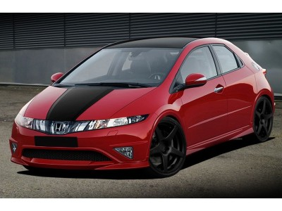 Honda Civic MK8 MX Side Skirts