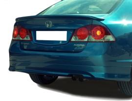 Honda Civic MK8 Meteor Rear Wing
