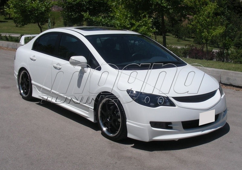 Honda Civic MK8 Mugen-Style Body Kit