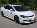 Honda Civic MK8 Mugen-Style Front Bumper Extension