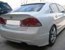 Honda Civic MK8 Mugen-Style Rear Bumper Extension