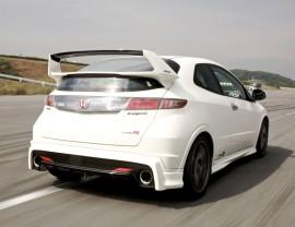 Honda Civic MK8 Mugen-Style Rear Wing