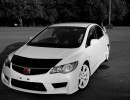 Honda Civic MK8 Type-R-Look Body Kit
