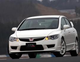 Honda Civic MK8 Type-R-Look Front Bumper