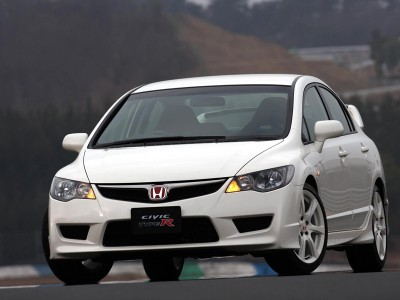 Honda Civic MK8 Type-R-Look Front Bumper